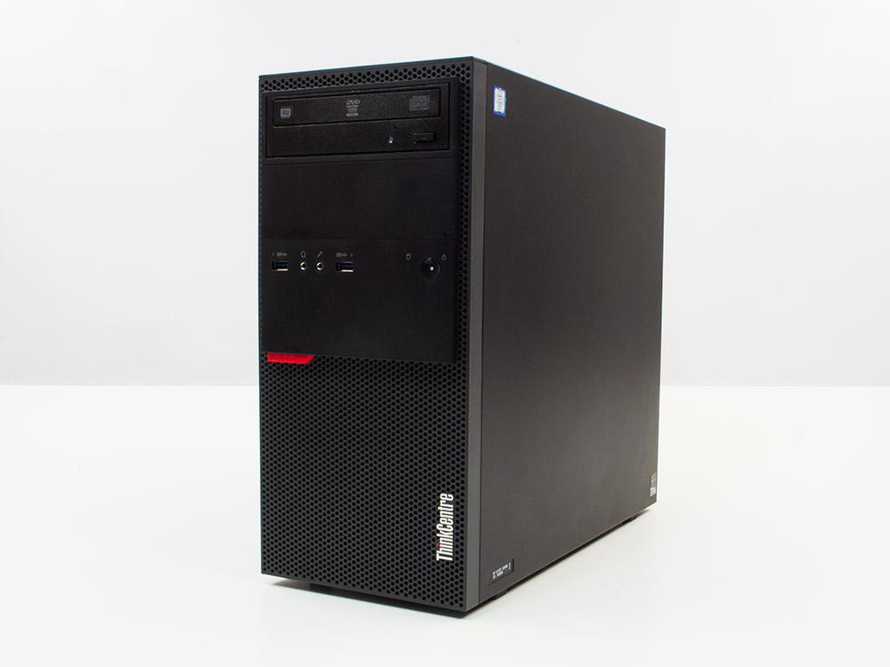 Lenovo ThinkCentre M900 MT - MT   i5-6500   8GB DDR4   240GB SSD   DVD-RW   HD 530   Win 10 Pro   Gold
