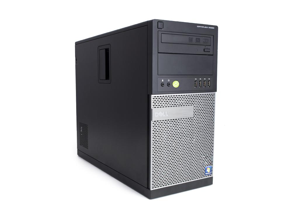 Dell OptiPlex 9020 MT - MT   i5-4570   8GB DDR3   240GB SSD   DVD-ROM   HD 4600   Win 10 Pro   Silver