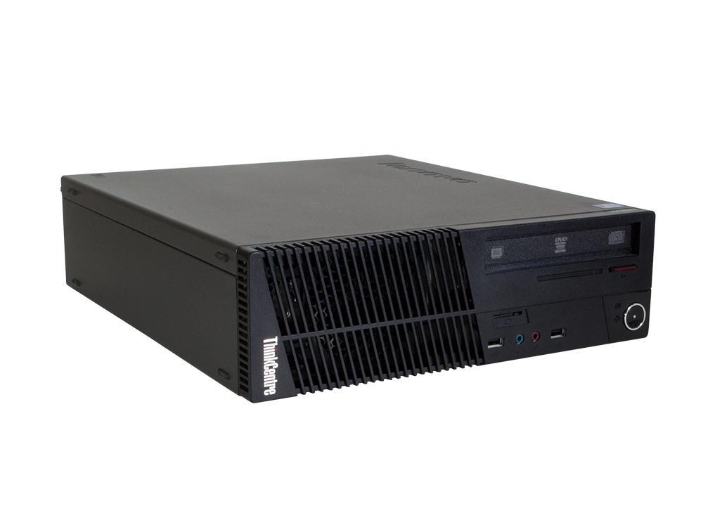 Lenovo ThinkCentre M72E SFF - SFF   i5-3550   4GB DDR3   120GB SSD   DVD-RW   HD 2000   Win 7 Pro COA   Bronze