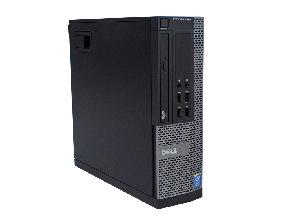 Dell OptiPlex 9020 SFF - SFF | i5-4570 | 8GB DDR3 | 240GB SSD | DVD-ROM | HD 4600 | Win 7 Pro COA | Silver