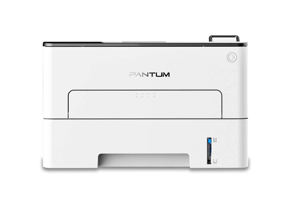 Tlačiareň PANTUM P3300DW, 33 A4/min, čb, Duplex, LAN / WiFi / NFC / USB - Laser | Black | 60 000 pages | NEW
