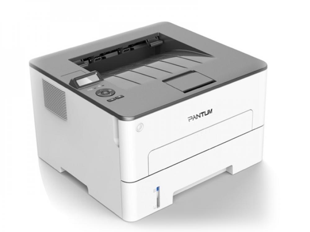Tlačiareň PANTUM P3300DW, 33 A4/min, čb, Duplex, LAN / WiFi / NFC / USB - Laser   Black   60 000 pages   NEW