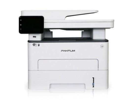 """PANTUM M7300FDW, 33 A4/min, Black, Duplex, LAN / WiFi / NFC / USB, Fax, DADF, 3,5"""" Touch.LCD Tlačiareň - 1660051 #1"""