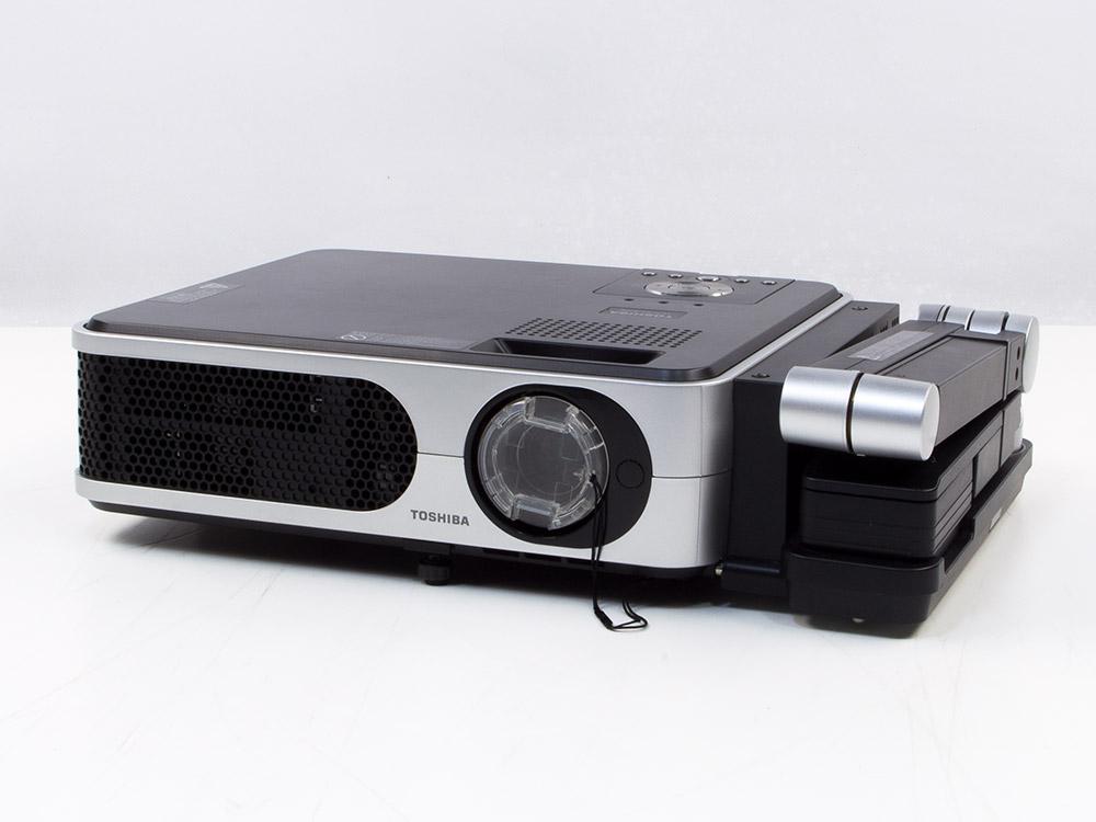 Projektor Toshiba TLP-XC3000 - 1024 x 768 | Silver