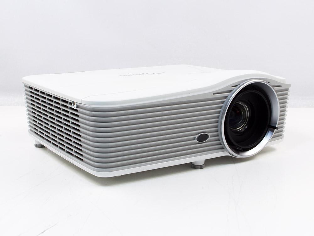 Projektor Optoma EH515T - 1920 x 1080 (Full HD) | HDMI | 10000 : 1 | Silver