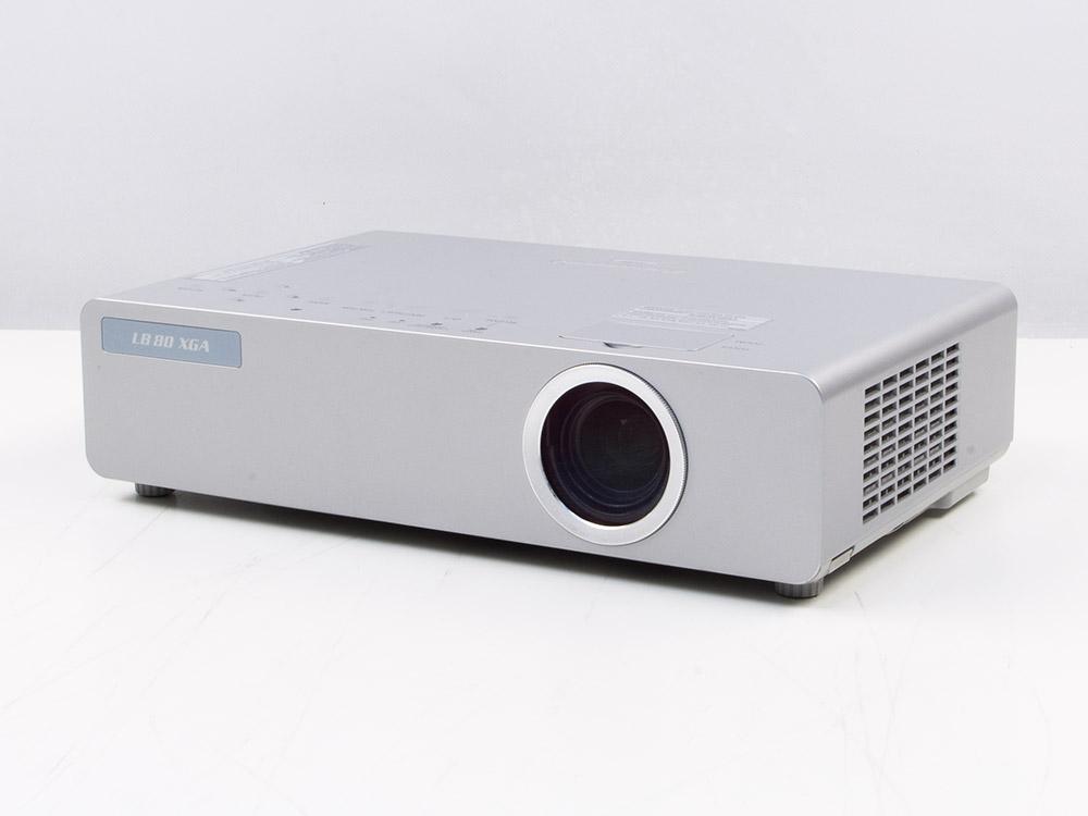 Projektor Panasonic PT-LB80 - 1024 x 768 | Gold