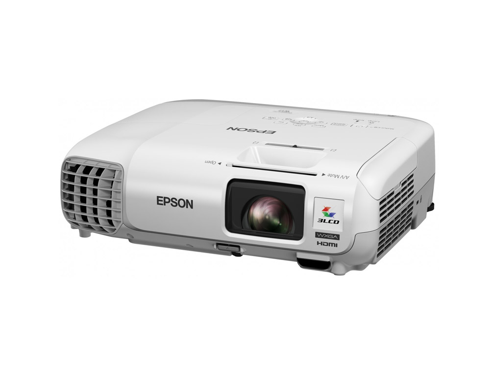 Projektor Epson EB-W29 - 1280 x 800 | HDMI | Silver