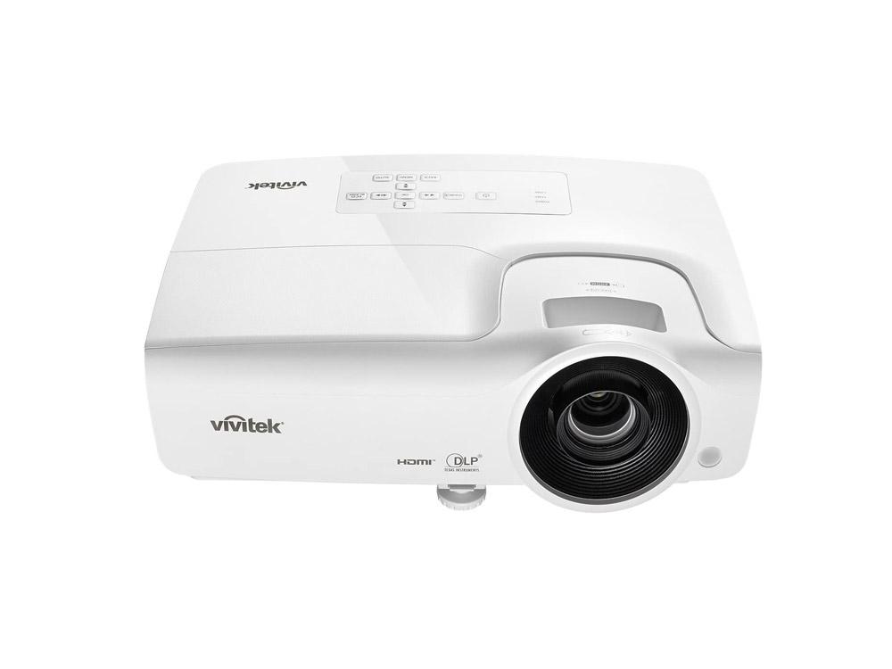Projektor Vivitek DH268 - 1920 x 1080 (Full HD) | HDMI | Gold