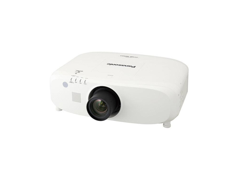 Projektor Panasonic PT-EZ580 - 1920 x 1200 | HDMI | Silver