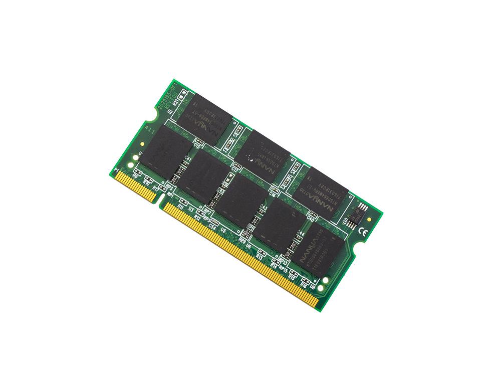 Pamäť RAM 512MB DDR2 SO-DIMM 667MHz - Gold | 512MB