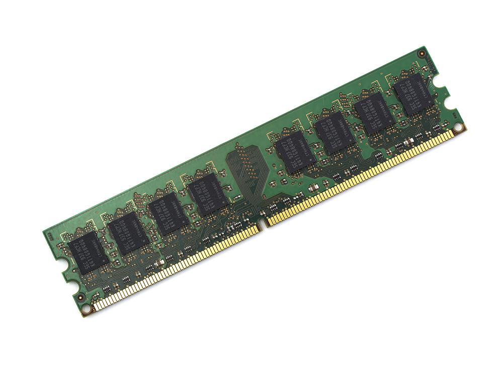 Pamäť RAM 1GB DDR2 800MHz - Gold | 1GB
