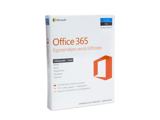 Microsoft Office 365 Personal (1 year licence) Softvér - 1820005 #2