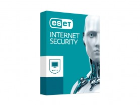 ESET Internet security - 1 year - 1 PC