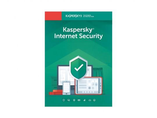 Kaspersky Internet Security 2020 1 Device 1 Year Softvér - 1820045 #2