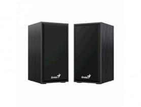 Genius SP-HF180, USB Stereo Speaker 2x3W, BLACK