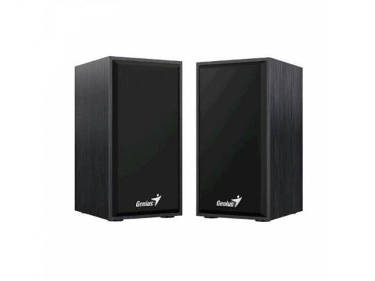Genius SP-HF180, USB Stereo Speaker 2x3W, BLACK Reproduktor - 1840023 #1