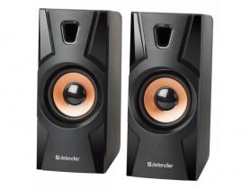 Defender Reproduktor Aurora S8, 2.0, 8W, Black, Volume Control,