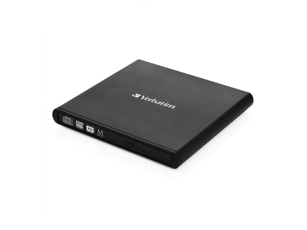 USB other Verbatim USB External DVD-RW Slimline - NEW