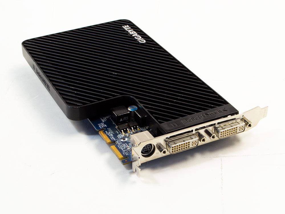 Grafická karta GIGABYTE HD2600XT - DVI | 256 MB | GDDR4 | PCI Express x16 | 128-bit