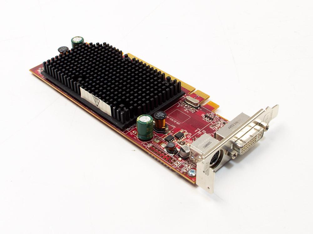 Grafická karta ATI Radeon HD 2400 Pro - DVI   512 MB   DDR2   Low profile