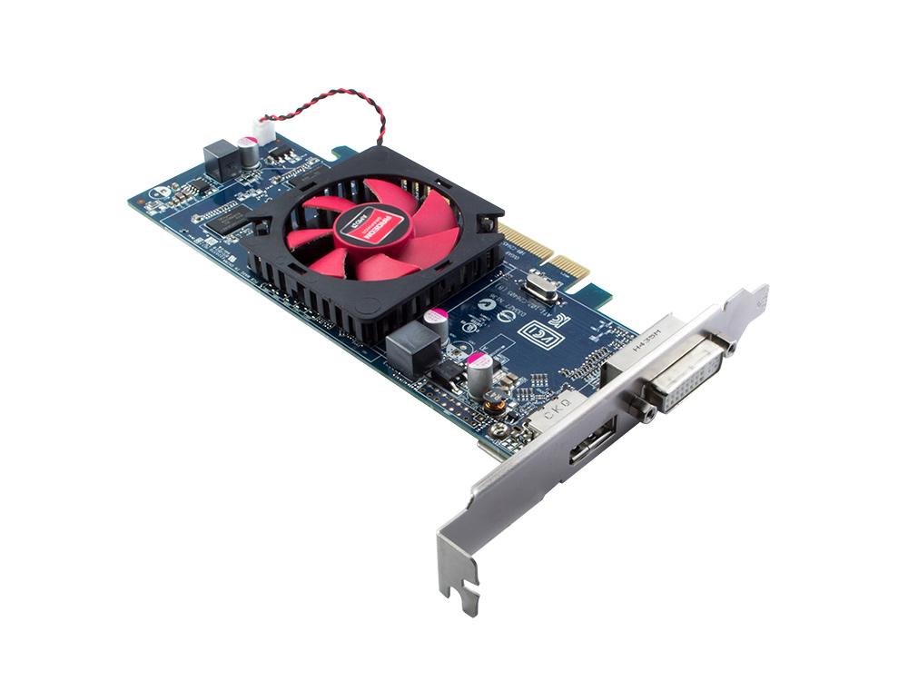 Grafická karta AMD Radeon HD 6450 - DVI | DP | 1 GB | DDR3 | PCI Express x16