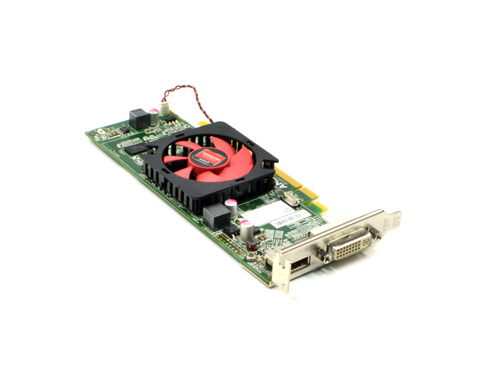 Grafická karta AMD Radeon HD 6450 LP - DVI | DP | 1 GB | DDR3 | PCI Express x16 | Low profile