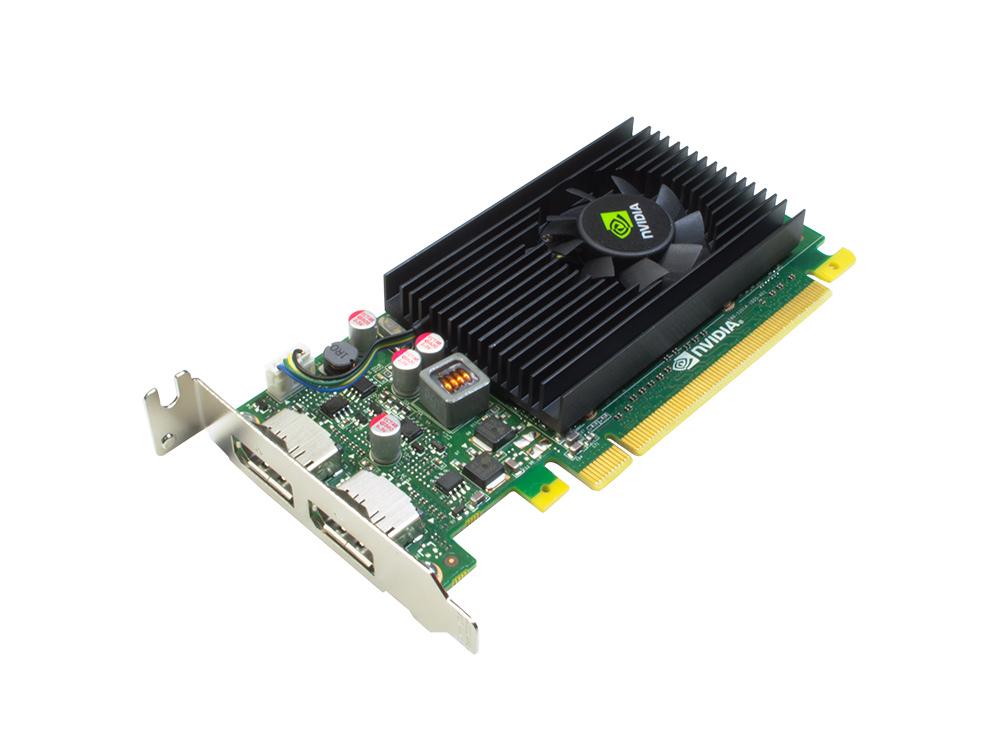 Grafická karta Nvidia Quadro NVS 310 - DP | 512 MB | DDR3 | PCI Express x16 | 64-bit | Gold
