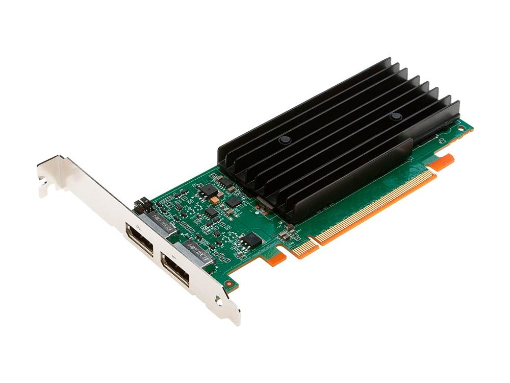 Grafická karta Nvidia Quadro NVS 295 Low Profile - DP | 256 MB | GDDR3 | PCI Express x16 | 64-bit | Gold | Low profile