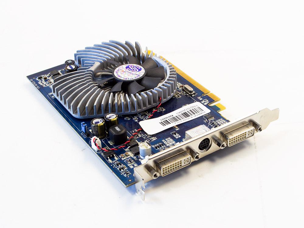 Grafická karta Sapphire Radeon X1650 PRO - DVI | 512 MB | DDR2