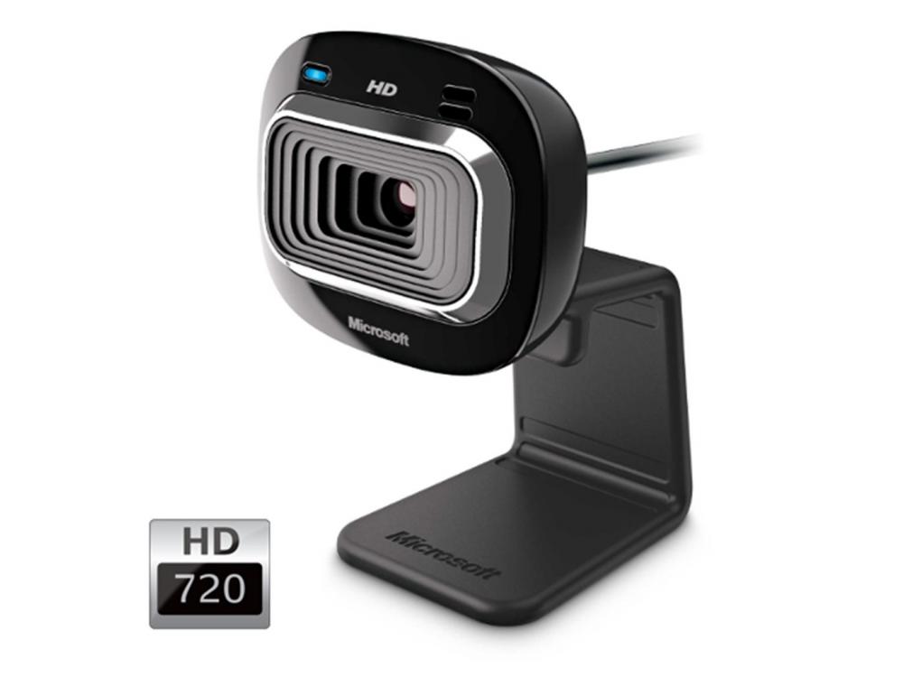 Webcam Microsoft LifeCam HD-3000 - NEW   720p / 30FPS