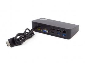Lenovo ThinkPad OneLink+ Dock (40A4) with 90W adapter Dokovacia stanica - 2060047 (použitý produkt)