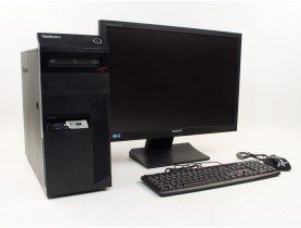 LENOVO ThinkCentre M93p TOWER + SAMSUNG SyncMaster S24A450 24""