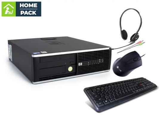 HP Compaq 8300 Elite SFF + Headset + Keyboard + Mouse PC zostava - 2070127 #1