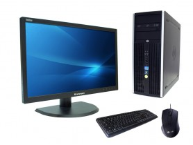 "HP HP Compaq 8200 Elite CMT + 22"" Lenovo ThinkVision LT2252p"