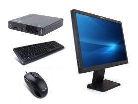 """Lenovo Thinkcentre M73 Tiny + 22"""" Monitor ThinkVision L2250p + Keyboard & Mouse repasovaný počítač - 2070159"""