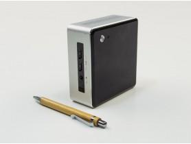 """Intel NUC5i5MYHE mini PC + 24"""" LG W2486L Monitor + Webcamera + Speaker Geni..."""