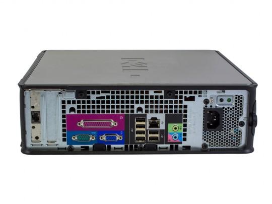 "Dell OptiPlex 745 SFF (Bronze) + 20,1"" HP L2045W Monitor (Bronze) + Klavesnica a Myš repasovaný počítač, C2D E6300, GMA 3000, 4GB DDR2 RAM, 120GB SSD - 2070185 #3"