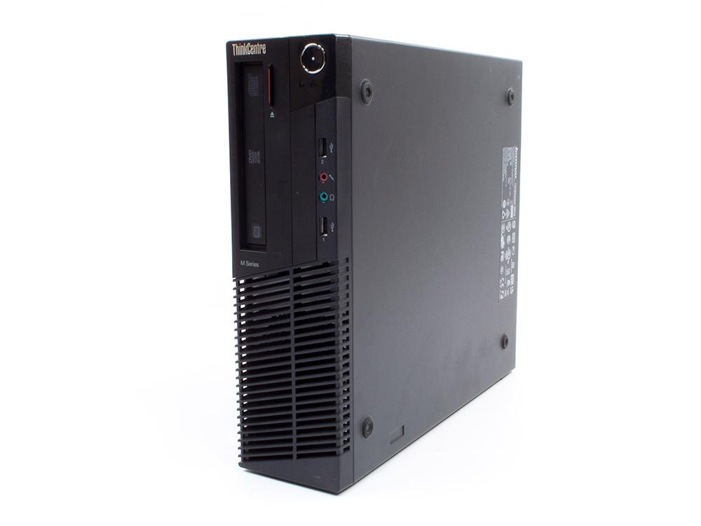"Lenovo Thinkcentre M91P SFF + 22"" Lenovo ThinkVision LT2252p (Quality Silver) + Speaker + FullHD Webkamera + Klávesnica a Myš - SFF | i5-2400 | 8GB DDR3 | 500GB HDD 3,5"" | DVD-RW | Win 7 Pro COA | Gold"