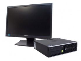 """HP Compaq 6300 Pro SFF + 22"""" SyncMaster S22A450 Monitor pc zostava - 2070260"""