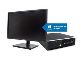 """HP Compaq 6005 Pro SFF + 22"""" Samsung 22E450 Monitor + MAR Windows 10 HOME pc zostava - 2070273"""