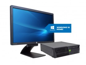 "Lenovo ThinkCentre M92p SFF + 23"" HP E231 Monitor + MAR Windows 10 HOME"