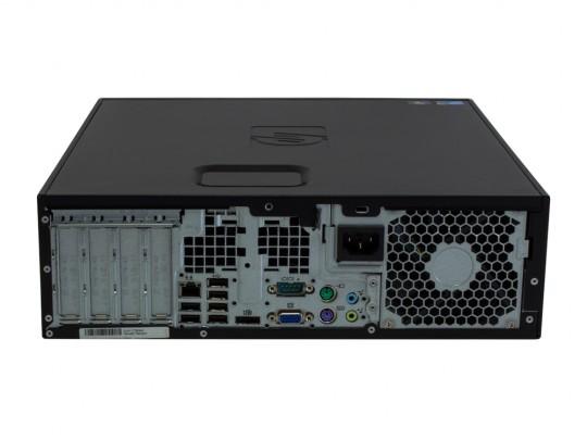 "HP Compaq 8100 Elite SFF + 20,1"" HP L2045W Monitor (Quality Silver) + MAR Windows 10 HOME repasovaný počítač, Intel Core i5-650, Intel HD, 4GB DDR3 RAM, 240GB SSD - 2070282 #4"