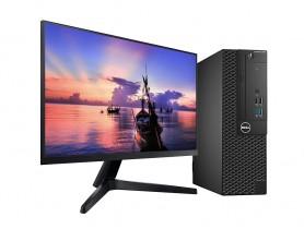 Dell OptiPlex 3050 SFF + LED Samsung T35F, FullHD, 75Hz Monitor (Quality New) PC zostava - 2070308