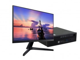 HP EliteDesk 800 G1 USDT + Samsung LED Samsung T35F