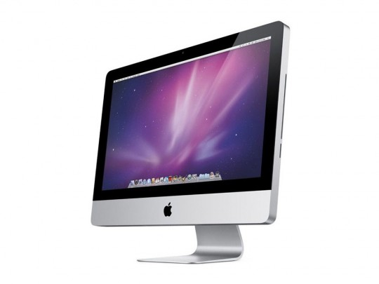 "Apple iMac 20"" 8,1 A1225 AIO All in one PC, C2D E8135, HD 2400 XT, 4GB DDR3 RAM, 128GB SSD, 20"" (50,8 cm), 1680 x 1050 - 2130114 #1"