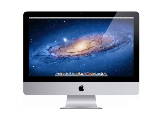 "Apple iMac 21,5"" 10,1 A1311 All in one PC, C2D E7600, 9400 GT, 4GB DDR3 RAM, 120GB SSD, 21,5"" (54,6 cm), 1920 x 1080 (Full HD) - 2130121 #1"