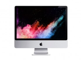 "Apple iMac 20"" 8,1 A1224 All In One - 2130132 (použitý produkt)"