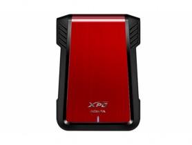 "ADATA EX500 Ext. box pro HDD/SSD 2,5"" RED"